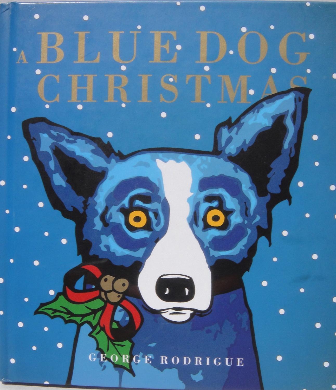 Blue Dog Christmas Book
