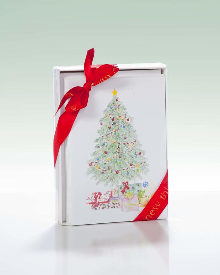 Under the tree kitty Christmas box set