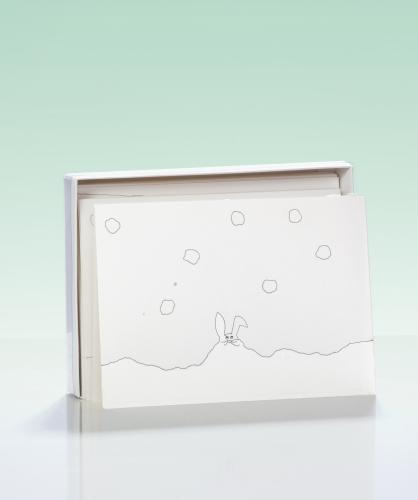 Smile humerous snowed in pen ink box set