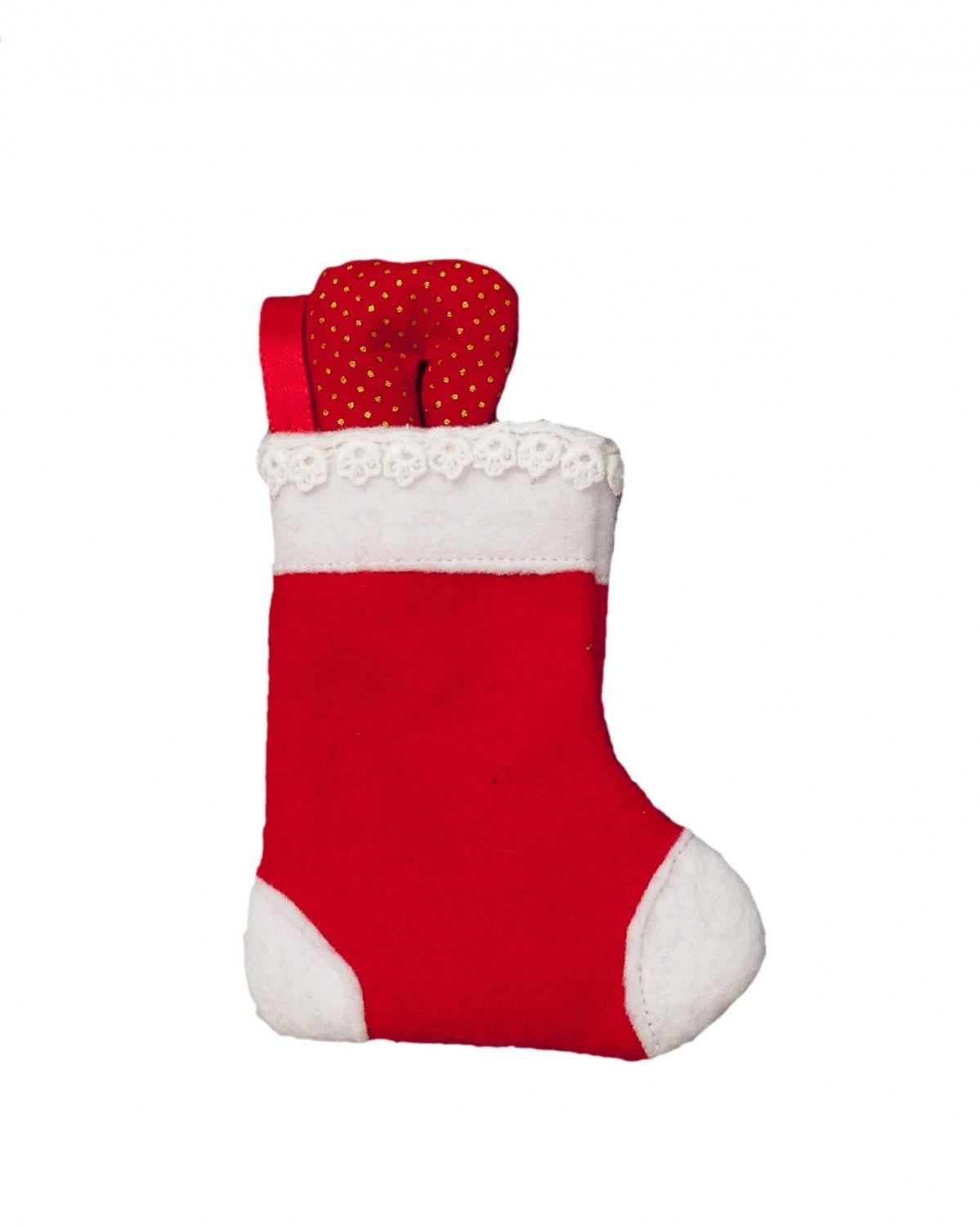Christmas stocking toy