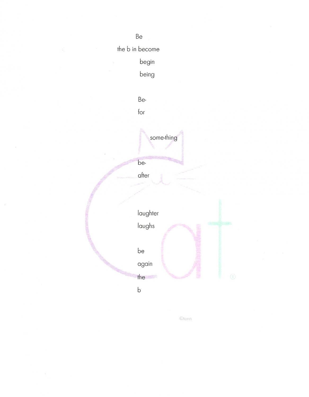 b poem 4