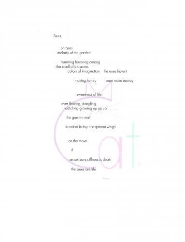 b poem 7