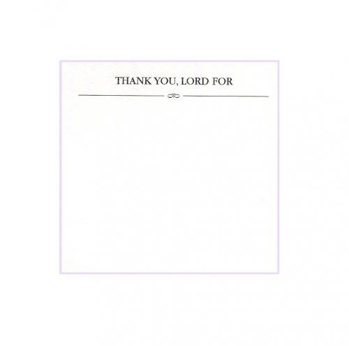 Gratitude post its