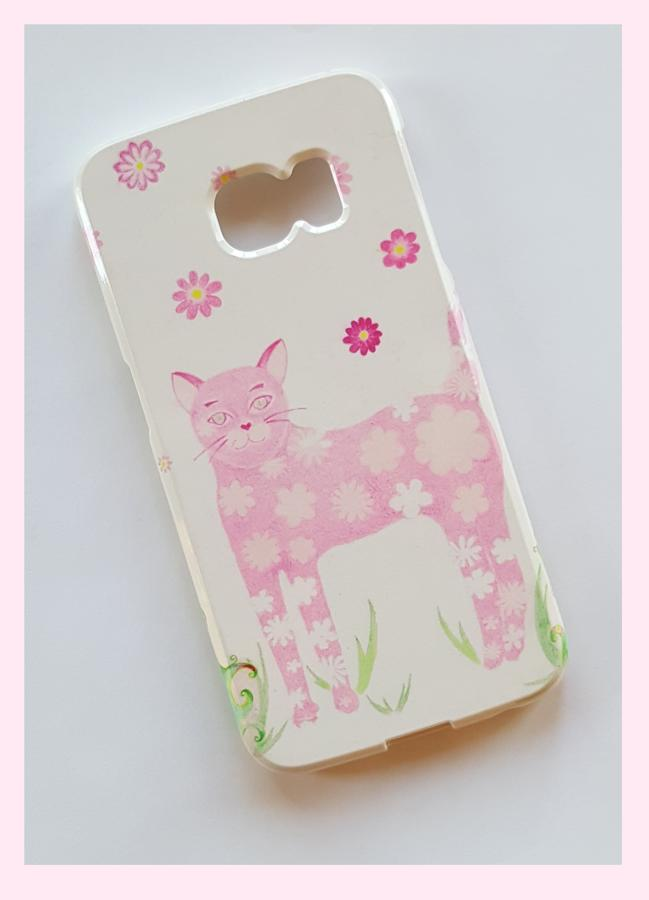 P ink ee phone case